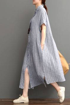 Women summer dress long maxi dress shift dress by newstar2016