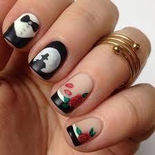 Sailor Moon nail designs to transform you into Scout Uñas Sailor Moon, Sailor Moon Nails, Pretty Toe Nails, Love Nails, How To Do Nails, Nailart, Asian Nails, Tuxedo Mask, Manicure Y Pedicure