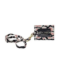 Amira Lanyard - Easily display 1 or more ID cards in the double-sided removable card holder; removable card holder can be interchanged with ID Please; Key-ring or Dog-hook can attach keys, key chains or other  accessories. Neck loop is 17