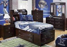 Patriots Bedroom Ideas