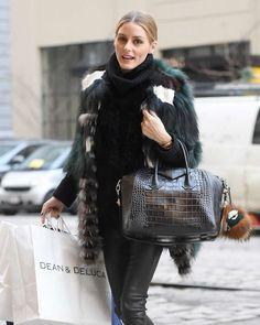 Olivia Palermo in New York City The Olivia Palermo Lookbook