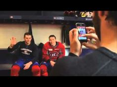 Canadiens official app -  Augmented Reality. In collaboration with Twist Image, Merchlar created a unique AR experience for Habs fans to stay connected with the Canadiens. Live news, stats, and play-by-play updates let fans know about every goal, hit, penalty and blocked shot as they happen.Please visit youtube.com/user/canadiensmtl?feature=watch to watch all Montreal Canadiens videos or download the app at itunes.apple.com/ca/app/les-canadiens-de-montreal/id468830114?l=fr&mt=8