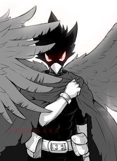 My Hero Academia Episodes, My Hero Academia Memes, Hero Academia Characters, My Hero Academia Manga, Anime Characters, Blade Runner, Anime Manga, Anime Guys, Tokoyami Boku No Hero