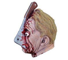 Le masque  choquant d'horreur