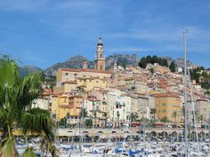 Menton vieille ville - Menton (Alpes-Maritimes) — Wikipédia