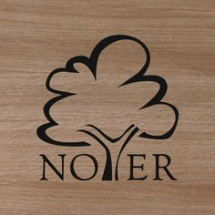 logo for my client NOYER carpentry & joinery