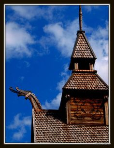 Uvdal, church. Numedal, Buskerud, Norway. Tone Lepsoes pictures.