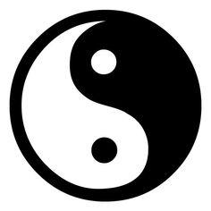 Simple Ying Yang