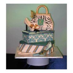 Photo Galleries - Amazing Wedding Cakes - CakeGirls - City Girl Bridal - WE tv