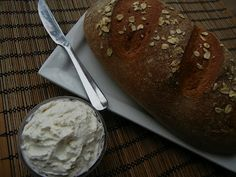 Pumpernickel Rye Bread--just like Outback's & Cheesecake Factory's.  Totally amazing & healthy!
