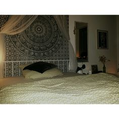 #boho #indie #bedroom