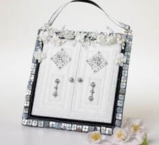 June Door of the Month > Creative Home Arts Club Months In A Year, Art Club, Creative Home, Home Art, Diy Gifts, Stitching, Celebration, Birthdays, Ornament