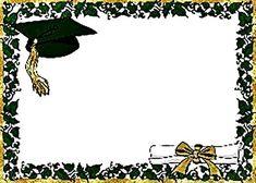 Bordas pedagógicas coloridas com o tema escola! Bordas escolares! Cartoon Drawing For Kids, Cartoon Drawings, Kindergarten Graduation, Graduation Day, Invitation Card Sample, School Frame, Unique Christmas Trees, Frame Background, Borders For Paper