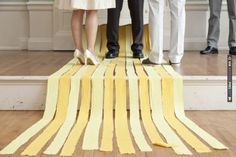 love this idea to add interest to an aisle   CHECK OUT MORE IDEAS AT WEDDINGPINS.NET   #weddings #weddingdecor #weddingdecoration #decor #decoration #events #forweddings