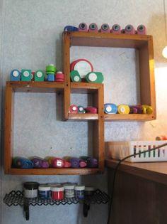 Craft space organization