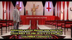 VICTOR DAMIAN ROZO EN EXCLUSIVA , ENTREVISTA PARA LA FM, sea rico pacte ...