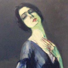 Kees van Dongen Dutch Artists, Famous Artists, Woman Painting, Figure Painting, Henri Matisse, Georges Braque, Art Fauvisme, André Derain, Van Gogh Museum