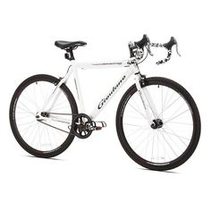 Giordano Rapido 700c Road Bike - White