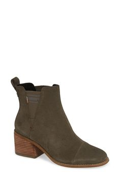 TOMS - Esme Chelsea Boot is now 38% off. Free Shipping on orders over $49.