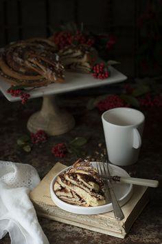 estonian kringle bread with with cinnamon + nutes recipe