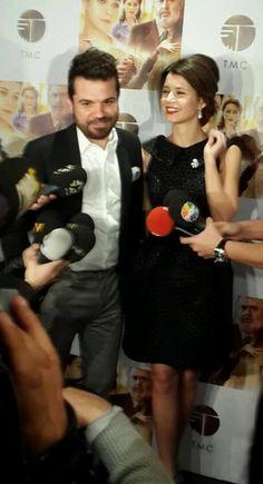 """Kenan Doğulu & Beren Saat - """"Benim Dünyam"""" Movie Premiere [Turkey] ( 22 October 2013)"""