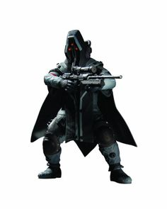 DC Unlimited Killzone Series 1 Helghast Sniper Action Figure ** Learn more by visiting the image link.