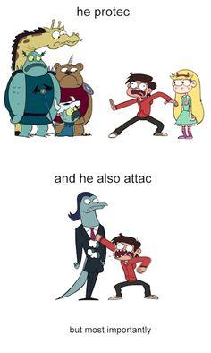 el seis pac Él protege Y él también ataca pero lo mas importante