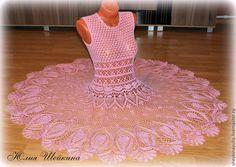 Платье крючком, вязаное платье - платье крючком,вязаное платье,платье вязаное