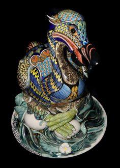 Dodo - David Burnham Smith - Master Ceramic Artist