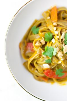 Produce On Parade - Effortless Thai Pasta