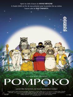 Janvier 2015 - Pompoko - Isao Takahata