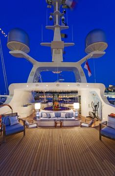 Benetti Yachts Latitude (Ex Latinou) - Sundeck  www.benettiyachts.it