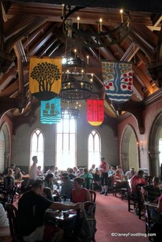 Review: Akershus Royal Banquet Hall in Epcot's Norway Pavilion