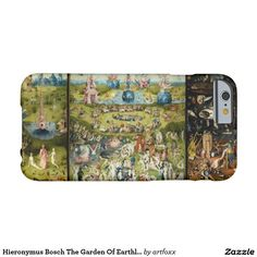 Hieronymus Bosch The Garden Of Earthly Delights Barely There iPhone 6 Case