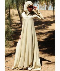 Everyday Abayas | Jilbabs | Jilbaab | Aab | Mint Garden