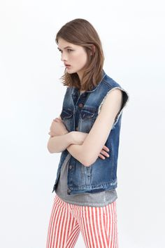 ZARA TRF · New Lookbook