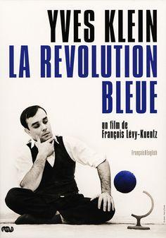"""YVES KLEIN """"La Revolution Bleue"""" (a oido, inglés) 50 minutos"""