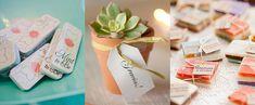 Dez sugestões de lembrancinhas de casamento que vão fazer os convidados se apaixonarem! Fuja do comum e invista nestas sugestões.