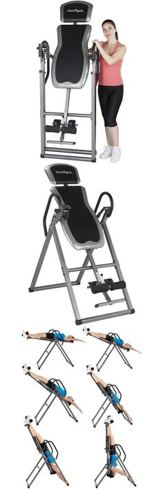 Inversion Tables 112954: Swinging Inversion Table Heavy Duty Gravity Back Therapy Yoga Inversion Tables -> BUY IT NOW ONLY: $119.5 on eBay!