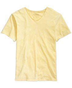 Guess Gunnarson Acid-Wash T-Shirt