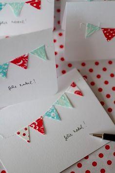 クリスマスにお正月、バレンタイン…誰かにプレゼントしたイベントが目白押しなこれからの季節、手作りメッセージカードなら、それだけでプレゼントをもっと素敵に演出できちゃいます。真似したい手作りカードの作り方のアイデアを集めました♪