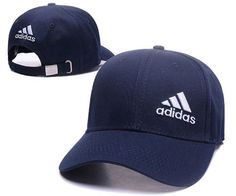 2017 Fashion Super popular Collection Standard Adidas Adjustable Snapback Adidas Hat Adidas Cap, Adidas Baseball, Baseball Hats, Snapback, Nike Golf, Dad Hats, Knit Beanie, Navy And White, Adidas Women