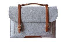 Felt Sleeve Laptop Case Cover Bag for by GEOMETRICstudioArt