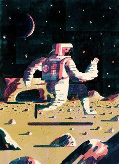 More Great Work by Illustrator Lisk Feng | ILLUSTRATION AGE