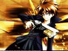 "black cat anime""train XIII"