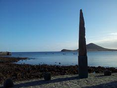 La playa del Médano (Tenerife)