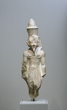 Figure of Ramesses II From a Group Statue