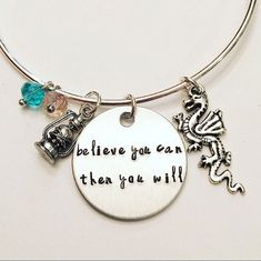 Believe You Can Then You Will Mulan Inspirational Disney
