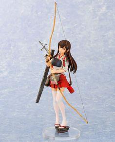 Kantai Collection ~Kan Colle~ - 1/7 - Akagi - Aoshima & Funny Knights | Anime Manga Comic PVC Figur Statue