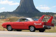 Plymouth Superbird.